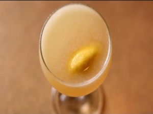 Scottish Pear Cocktail