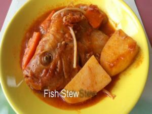 Fish Stew - African Food