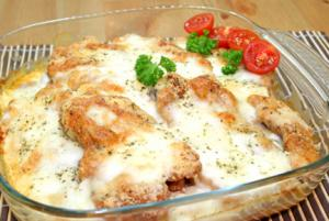 Chicken Parmesan Part 2 – Preparing The Dish
