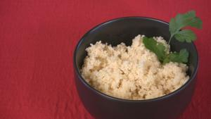 Boiled Couscous