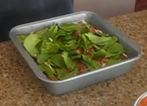 Raw Lasagna Part 3 - Assembling