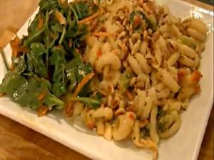15 Minutes Broccoli Pasta