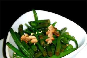 Green Beans With Herb Butter
