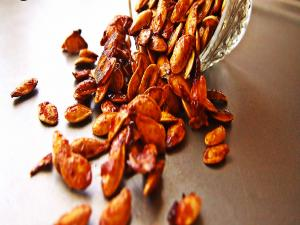 How to Roast Crispy Pumpkin Seeds