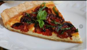 Roasted Tomato Tart