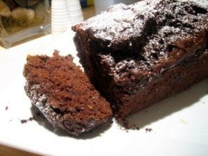 Party Chocolate Sponge Cake