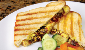 The Greatest Grilled Cheese Sandwich Ever