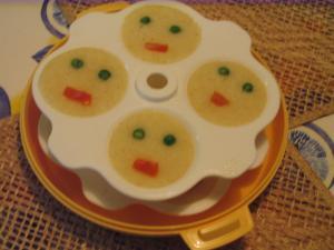 Instant semolina idli by Chef Sonali