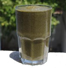 Fruit Smoothies and Green Smoothies