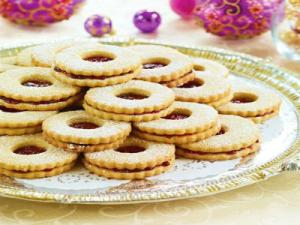 Joscelyne's Jelly Cookies