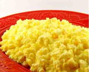 Scrambled Eggs a la Suisse
