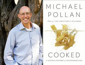 Michael Pollan and his cookbook 'Cooked'