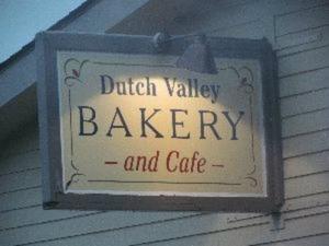 Dutch Valley Bakery, Sugarcreek Ohio