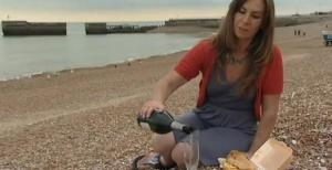 Fish, Chips and Wine for Summer