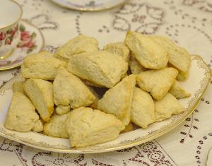 English Tea Scones