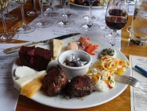 How To Do Food & Wine Pairings