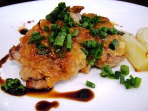 Chicken Misoyaki(Miso Toast)