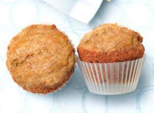 Wheat Germ Muffins