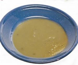 Pureed Vegetable Chowder