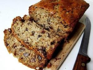 Choco Date Nut Bread