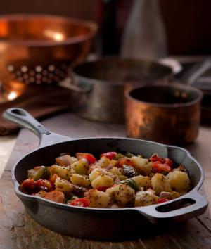 Bengali Potatoes with Spices- Bengali Aloo