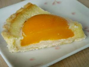 Peach-Apricot Torte