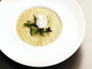 Asparagas Soup