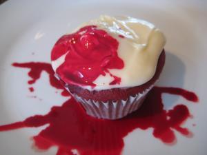 True Red Velvet Cupcakes