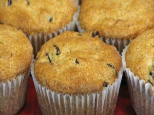 Clementine- Cranberry Muffins