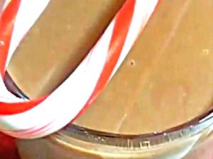 Candy Bar Hot Chocolate (Dove)