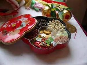 Chinese New Year Sweets