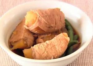 Homemade Potato and Pork Rolls