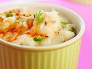 Rice Khichu