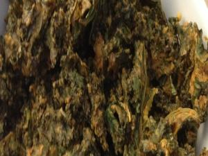 How to Make Kale Chips - The Vegan Zombie