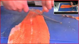 How to Prepare a Fresh Whole Salmon - Part 2