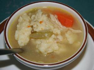 Chicken Soup Maison