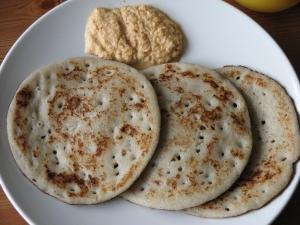 Banana Dosa (Pancake)