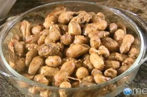 Spicy Peanuts