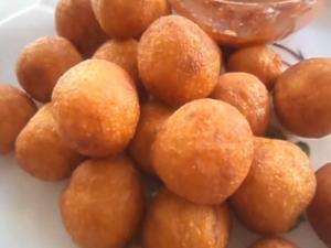 Cassava Fritters (Kouti) - African Snacks!