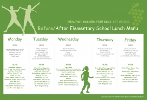 Healthy, Hunger Free Kids Act