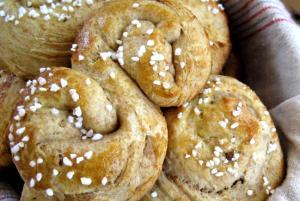 Saffron Bread