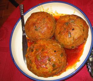 Royal Kofta Meatballs