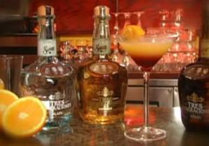 Plata Tequila Sunrise
