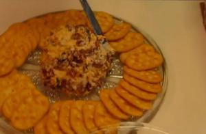 Perky Party Cheese Ball