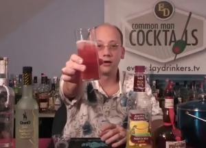 "The Pink ""Kitty"" Cocktail"