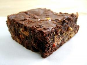 Phyllis Kirk S Nutty Brownies