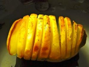 Hasselback Potatoes Perfect For Upcoming Super Bowl Party