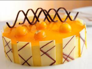 Orange Mousse