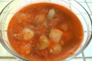 Seafood Gazpacho