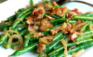 Floy's Green Beans